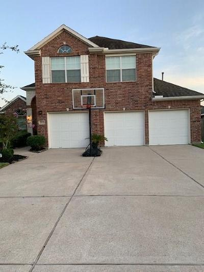 Rosharon Single Family Home For Sale: 2522 Platinum Chase Drive