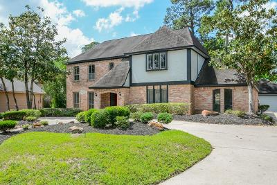 Spring Single Family Home For Sale: 16707 Mandeville Court