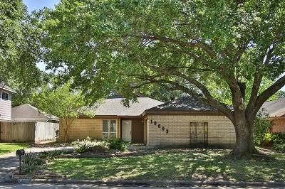 Houston Single Family Home For Sale: 10603 Norchester Village Drive
