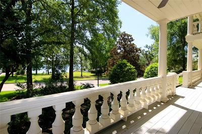 Montgomery Single Family Home For Sale: 111 West Shore Drive