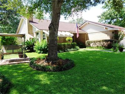 Spring Single Family Home For Sale: 9110 Bayou Bluff Drive