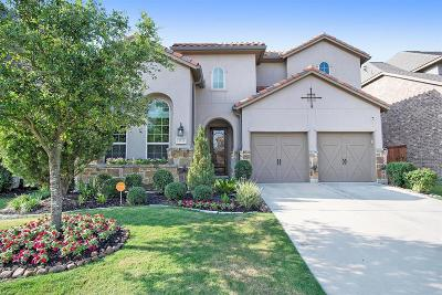Cypress Single Family Home For Sale: 17926 Pecan Bayou Lane