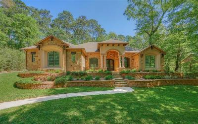 Conroe Single Family Home For Sale: 7342 Teaswood Drive
