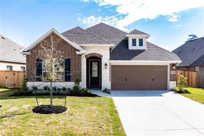 Tomball Single Family Home For Sale: 25010 Mountclair Hollow Lane
