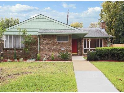 Houston Single Family Home For Sale: 3103 Prescott Street