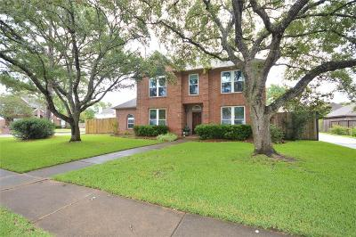 Friendswood Single Family Home For Sale: 401 Windsor Drive