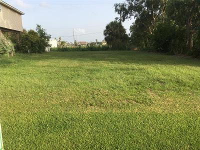 Galveston Residential Lots & Land For Sale: Lot 22 Pirates Beach Circle
