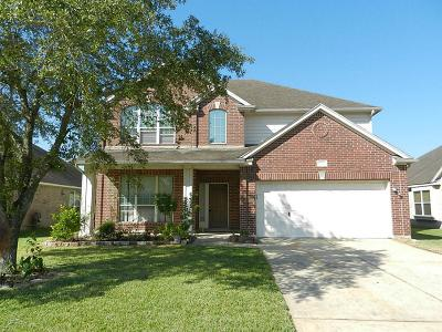 Pearland Rental For Rent: 2512 Sun Glen Drive