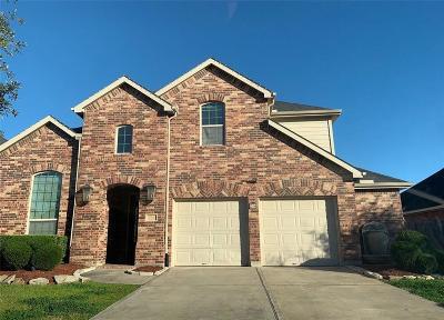Rosenberg Single Family Home For Sale: 218 Bent Ray Court