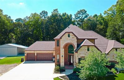 Huffman Single Family Home For Sale: 28903 Smugglers Court