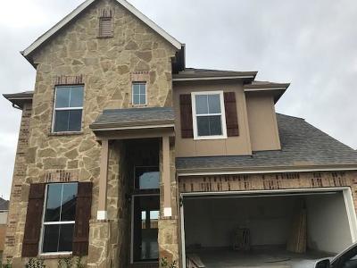 Baytown Single Family Home For Sale: 226 San Bernard Drive