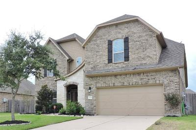 Pearland Single Family Home For Sale: 1538 Cross Stone Court
