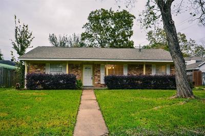 Houston TX Single Family Home For Sale: $199,900