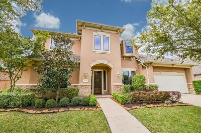 Katy Single Family Home For Sale: 7323 Starry Night