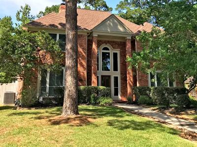 Kingwood Single Family Home For Sale: 3714 Tree Manor Lane