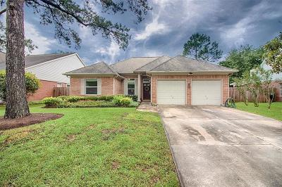 Houston Single Family Home For Sale: 14806 Flowerwood Drive
