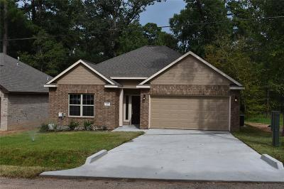 Single Family Home For Sale: 625 Cherokee