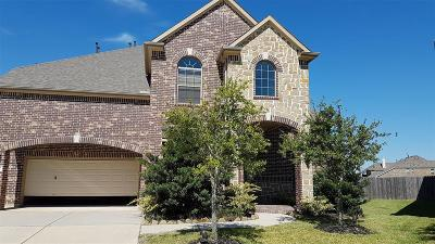Stafford Single Family Home For Sale: 622 Whitney Oaks Lane