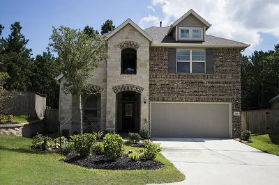 Montgomery Single Family Home For Sale: 228 Clementine Court