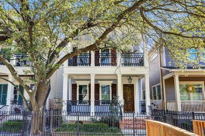 Houston Single Family Home For Sale: 506 E 27th Street