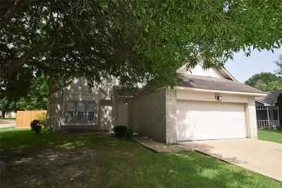 Katy Single Family Home For Sale: 3203 Rocky Crest Drive