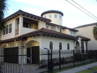 Houston Single Family Home For Sale: 4614 Inker Street