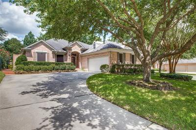 Humble Single Family Home For Sale: 19310 Meadow Rose Court