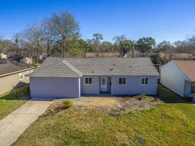 Pasadena Single Family Home For Sale: 225 Tilden Drive