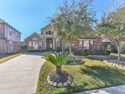 Katy Single Family Home For Sale: 26123 Ginger Gables Lane