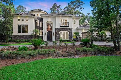 Kingwood Single Family Home For Sale: 7610 Kings River Lane