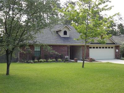 Magnolia Single Family Home For Sale: 32810 Riverwood Drive