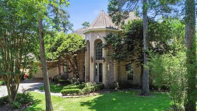 The Woodlands Single Family Home For Sale: 234 S Berryline Circle