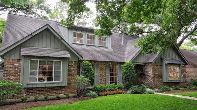 Houston Single Family Home For Sale: 9911 Hornpipe Lane