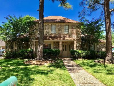 Katy Single Family Home For Sale: 22326 Unicorns Horn Lane