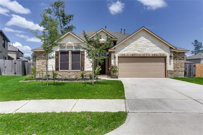 Tomball TX Single Family Home For Sale: $307,000