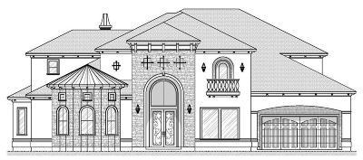 Missouri City Single Family Home For Sale: 111 Palm Boulevard