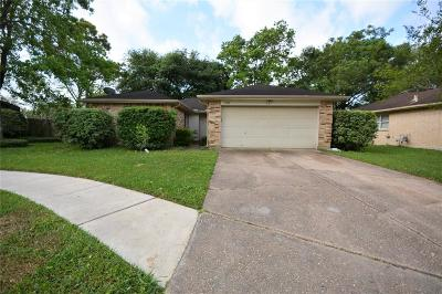Pearland Single Family Home For Sale: 3046 Sherborne Street