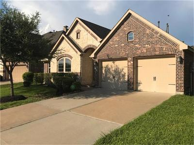 Shadow Creek Ranch Single Family Home For Sale: 2907 Meadows Pond