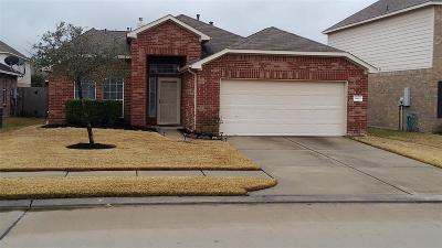 Tomball Single Family Home For Sale: 18443 Melissa Springs Drive