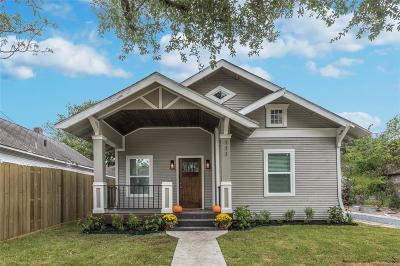 Houston Single Family Home For Sale: 111 Bryan Street