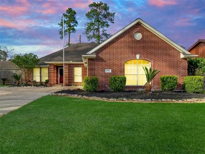 Spring Single Family Home For Sale: 1719 Pincher Creek Drive