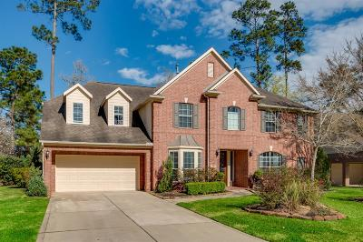 The Woodlands Single Family Home For Sale: 10 Skipwith Place