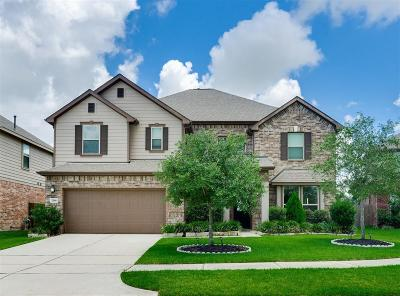 Richmond Single Family Home For Sale: 25106 Ranger Spur Way