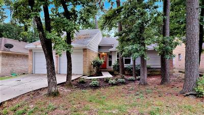 Spring Single Family Home For Sale: 13 Rock Pine Court