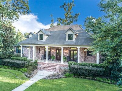Spring Single Family Home For Sale: 4134 Maple Rapids Lane