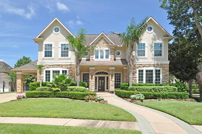 Sugar Land Single Family Home For Sale: 10 Victors Chase Drive
