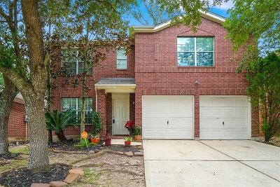 Spring Single Family Home For Sale: 606 Cypresswood Trace