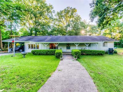 San Jacinto County Single Family Home For Sale: 811 Brown Road