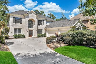 The Woodlands Single Family Home For Sale: 31 E Green Gables Circle