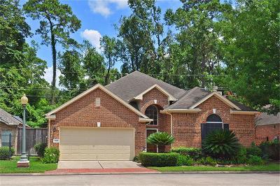 Kingwood Single Family Home For Sale: 3149 Cedar Knolls